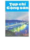 Tạp chí Cộng sản Số 7 (4-2001)