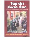 Tạp chí Giáo dục - Số 56 (4/2003)