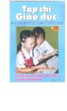 Tạp chí Giáo dục - Số 29 (5/2002)