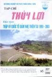 Tạp chí Thủy lợi Số 327/1999 - Đặc san Thập kỷ quốc tế giảm nhẹ thiên tai 1990 - 2000