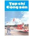 Tạp chí Cộng sản Số 17 (9-2001)