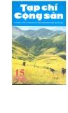 Tạp chí Cộng sản Số 15 (5-2003)