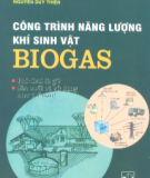 Ebook Công trình năng lượng khí sinh vật BIOGAS: Phần 1 - Nguyễn Duy Thiện