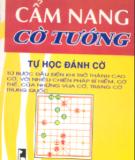 Ebook Cẩm nang cờ tướng: Tự học đánh cờ (Phần 1) - Thiếu Lãng Quân, Nguyễn Tài Bình