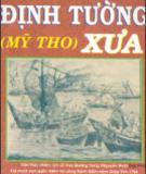 Ebook Định Tường (Mỹ Tho) xưa: Phần 1 - Huỳnh Minh