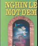 Ebook Nghìn lẻ một đêm (Phần 1) - NXB Hội Nhà Văn