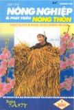 Tạp chí Nông nghiệp & Phát triển Nông thôn - Số 1/2001