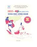 ASEAN - 40 năm phát triển Khoa học và Công nghệ