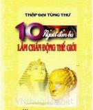 Ebook 10 Người đàn bà làm chấn động thế giới - Bốc Tùng Lâm