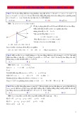 Ngân hàng câu hỏi thi Đại học môn Vật lí: Cơ dao động