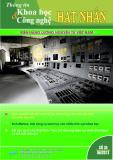 Tạp chí Khoa học và Công nghệ hạt nhân số 35 tháng 6 năm 2013