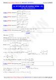 Toán học lớp 10: Phương pháp thế giải hệ phương trình (Phần 2) - Thầy Đặng Việt Hùng