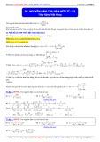 Luyện thi Đại học môn Toán: Nguyên hàm của hàm hữu tỉ (Phần 2) - Thầy Đặng Việt Hùng