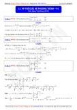 Toán học lớp 10: Phương pháp thế giải hệ phương trình (Phần 1) - Thầy Đặng Việt Hùng