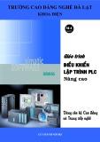 Giáo trình Điều khiển lập trình PLC nâng cao