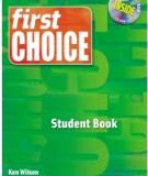 Ebook First Choice Student Book