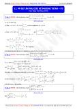 Toán học lớp 10: Phương pháp đặt ẩn phụ giải hệ phương trình (Phần 2) - Thầy Đặng Việt Hùng