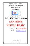 Giáo trình Lập trình Visual Basic - GV.Lương Trần Hy Hiến