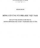 Ebook Đề tài: Đồng cỏ vùng miền núi phía Bắc Việt Nam: Phần 1 - Hoàng Chung
