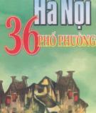 Ebook Tập truyện ký Hà Nội băm sáu phố phường: Phần 1 - Thạch Lam