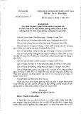 Nghị định số 167/2013/NĐ-CP