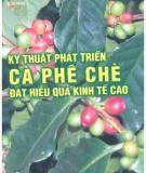 Ebook Kỹ thuật phát triển cà phê chè đạt hiệu quả kinh tế cao: Phần 2 - NXB Nông nghiệp