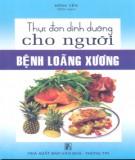 Ebook Thực đơn dinh dưỡng cho người bệnh loãng xương: Phần 2 - Hồng Yến