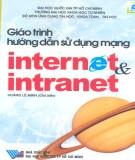 Giáo trình Hướng dẫn sử dụng mạng Internet và Intranet: Phần 2 - Hoàng Lê Minh (chủ biên)