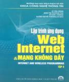Internet và mạng không dây - Lập trình ứng dụng Web (Tập 2): Phần 2