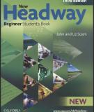 Ebook New Headway Beginner student's book third edition