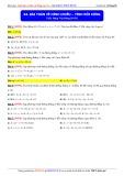 Toán học lớp 10: Bài toán về hình chiếu-Tính đối xứng - Thầy Đặng Việt Hùng
