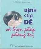 Ebook Bệnh của dê và biện pháp phòng trị: Phần 1 - TS. Nguyễn Quang Sức