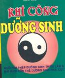 Ebook Khí công dưỡng sinh: Phần 1 - Hồng Khánh