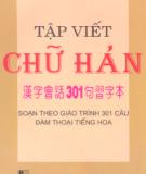 Luyện viết chữ Hán: Phần 1