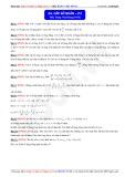 Toán học lớp 11: Cấp số nhân (Phần 2) - Thầy Đặng Việt Hùng