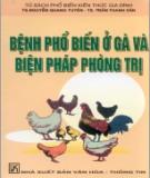 Ebook Bệnh phổ biến ở gà và biện pháp phòng trị: Phần 1 - TS. Nguyễn Quang Tuyên, TS. Trần Thanh Vân