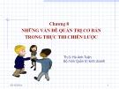 Bài giảng Quản trị chiến lược: Chương 8 - ThS. Hà Anh Tuấn