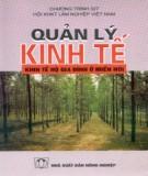 Ebook Quản lý kinh tế: Kinh tế hộ gia đình ở miền núi (Phần 2) -  KS. Phạm Khắc Hồng (biên soạn)