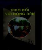 Ebook Trao đổi với nông dân cách làm ăn: Phần 1 - Nguyễn Lân Hùng