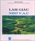 Ebook Làm giàu nhờ V.A.C: Phần 1 - NXB Văn hóa dân tộc
