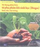 (Biogas) bón cho cây trồng - Sử dụng phân bón từ phụ phẩm khí sinh học: Phần 1