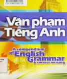 Văn phạm ngôn ngữ tiếng Anh: Phần 1
