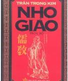 Ebook Nho giáo trọn bộ: Phần 1 - NXB Văn học