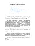 Tài liệu Chiến lược sản phẩm & dịch vụ