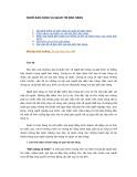 Tài liệu Nghề bán hàng & quản trị bán hàng