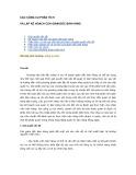 Tài liệu Các công cụ phân tích và lập kế hoạch của giám đốc bán hàng