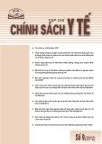 Tạp chí chính sách Y tế số 9 năm 2012