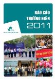 Báo cáo thường niên 2011: Hội Y tế công cộng Việt Nam