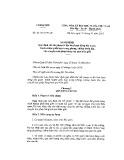 Nghị định 01/2015/NĐ-CP