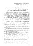 Văn bản hợp nhất 01/VBHN-NHNN năm 2015